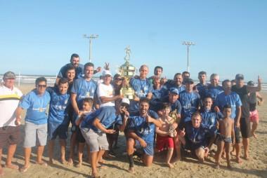 Fina Estampa é campeão do Coroa Bom de Bola 2018