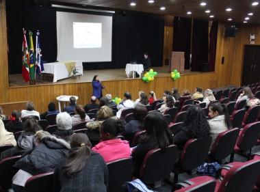 Conferência Municipal de Assistência Social em Nova Veneza