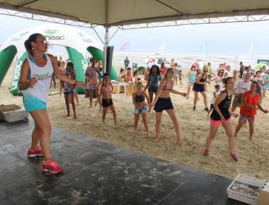 Verão Mais: Fim de semana na praia com a Unesc