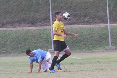 Atletas participam de trabalho físico e jogo treino