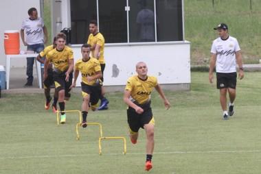 Trabalho de força e atividades físicas e técnicas para o Tigre