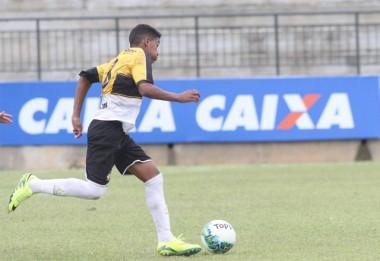 Sub-20 e Sub-17 do Tigre iniciam caminhada no Catarinense