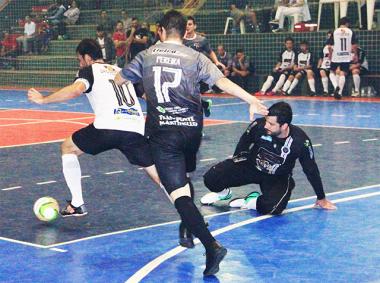 Gato Preto e Acesso Norte se garantem na semifinal do futsal de Maracajá