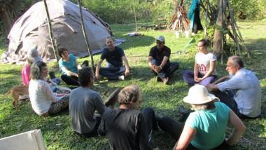 Cerimônia indígena de limpeza e renascimento será segunda-feira