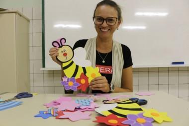 Satc recebe alunos no início do ano letivo