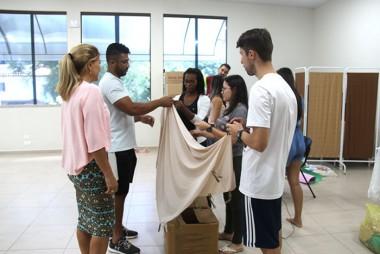 Educadores físicos do DEI participam de formação continuada