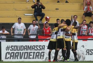 Tigre vence a quarta seguida do Campeonato Catarinense