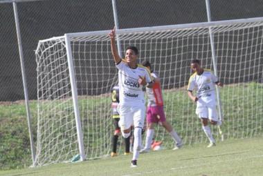 Equipe Sub-15 do Criciúma goleia o Brusque pelo Estadual