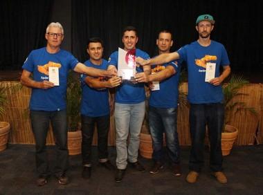 Rio Deserto é campeã do Prêmio Catarinense de CCQ 2019