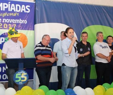 PSD mobiliza dois mil filiados na Olimpíada Regional
