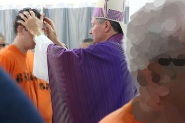 Pastoral Carcerária celebra Natal na Penitenciária Sul