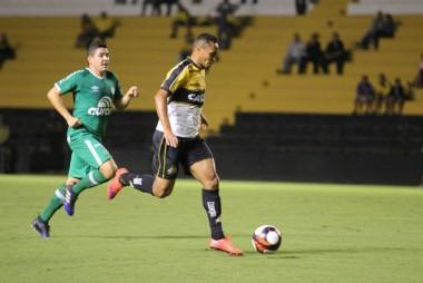 Tigre se despede com vitória do Campeonato Catarinense
