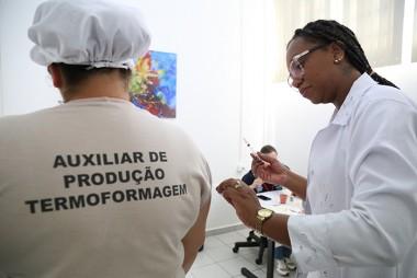 Ações são realizadas em alusão ao Dia Mundial da Saúde