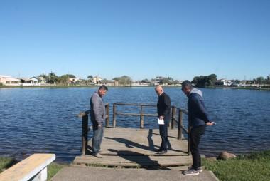 Administração projeta revitalização da Lagoa do Jacaré