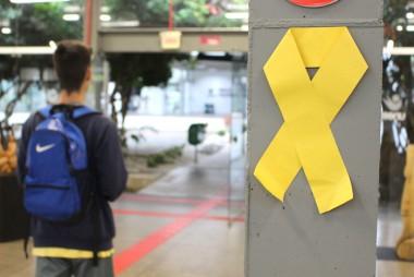 Setembro Amarelo: Ações envolvem comunidade na Unesc