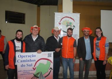 Descontração marca encerramento do Projeto Rondon