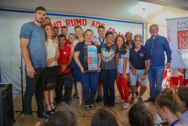 Escola Quintino Rizzieri é campeã geral dos Joesi 2018