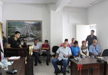 Apenas três lotes não foram arrematados em leilão de Maracajá