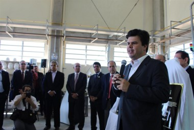 Criciúma volta a receber um ministro de Minas e Energia