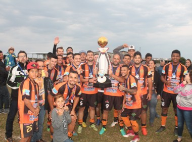 Atlético Pedreira é campeão do Campeonato Rinconense