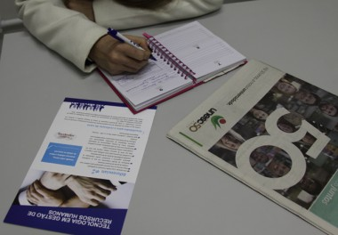 Acadêmicos realizam plano de recursos humanos para empresas