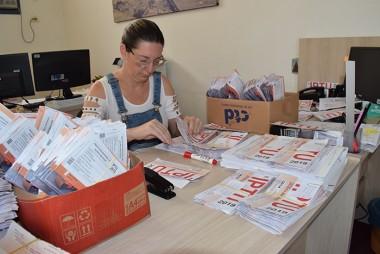 Carnês do IPTU começam a ser entregues nesta semana, em Jacinto Machado