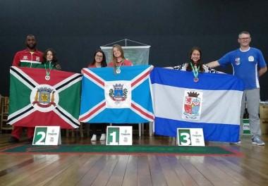 Içara: Xadrez soma quatro medalhas parciais na Olesc