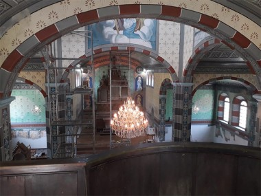 Conselho Municipal de Cultura fiscaliza reparos na Igreja da Misericórdia