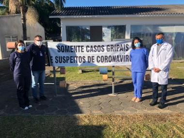 Segundo caso de coronavírus (covid-19) é confirmado em Jacinto Machado