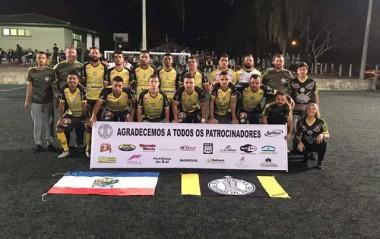 Rio Jordão é bicampeão de futebol sete de Siderópolis