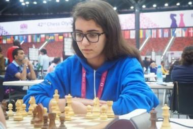 Kathiê vence Montenegro na Olimpíada de Xadrez em Baku