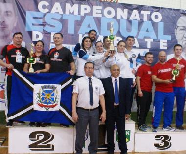 Içara garante 3º lugar geral na 2ª Etapa do Catarinense de Karate