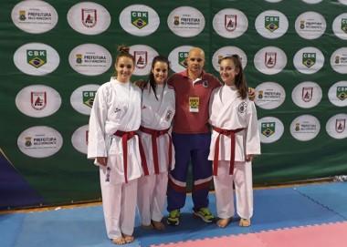 Atletas do Karatê de Içara representarão o Brasil no Equador