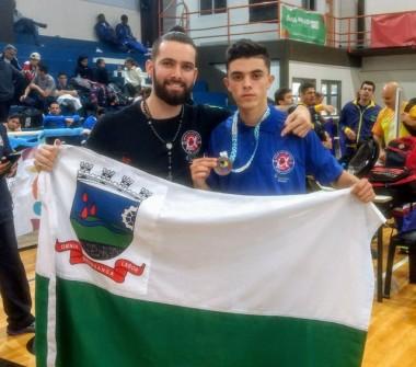 Atleta de Urussanga conquista 2º lugar no Panamericano de Karatê