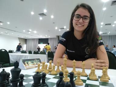 Xadrez: Kathiê e Ana Júlia em busca de vaga olímpica