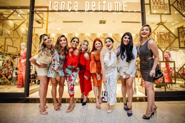 Lança Perfume inaugura sua 1ª loja em Belém