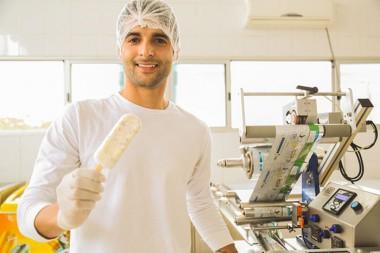 Produção de sorvetes é destaque na economia içarense