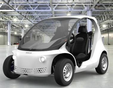 Estudantes e professores da Satc trabalham na adaptação de veículo elétrico