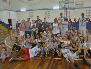 Sharks é campeão da Copa da Liga Sul Catarinense de Basketball