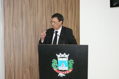Vereadores reprovam requerimento de Marzinho do Pereira