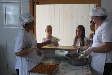 Merenda escolar é destaque no Balanço Social da Epagri/SC