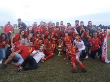 Metropolitano é tricampeão da Copa Sul dos Campeões