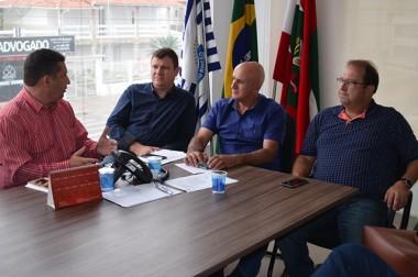 Gerência de Saúde inicia roteiro nos municípios