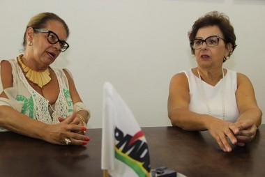 Mulheres são esperadas para encontro estadual do PMDB
