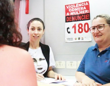 """Projeto """"Mulher viver sem violência"""" é sucesso no município"""