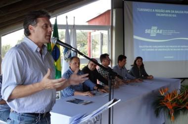 Semana Nacional da Baleia Franca visa integrar o turismo com a comunidade