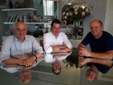 Guinga lança candidatura de Manoel Dias a deputado federal