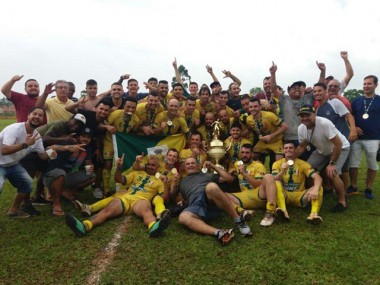 Maracajá é campeão da segunda divisão