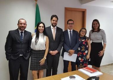 Estada em Brasília foi positiva, avalia Arlindo Rocha