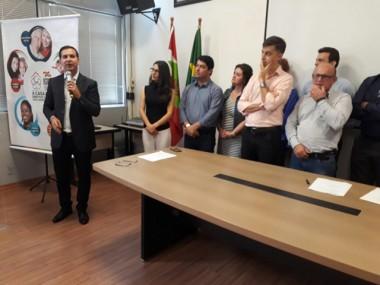 Prefeito Arlindo Rocha cumpre agenda cheia na capital
